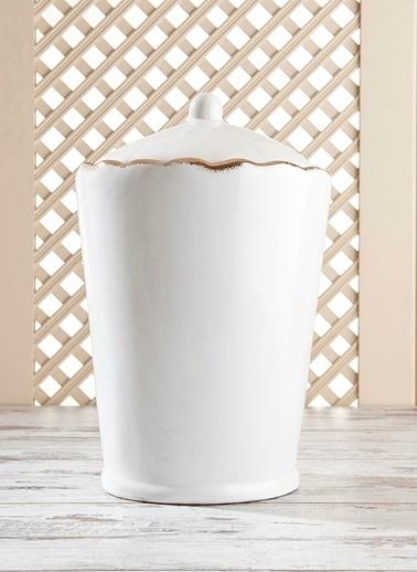 Çöp Kovası Modern-Gül Güler